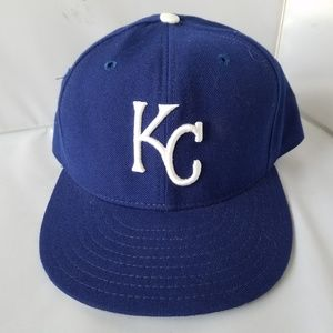Kansas City Royals New Era 59fifty Fitted Cap Hat